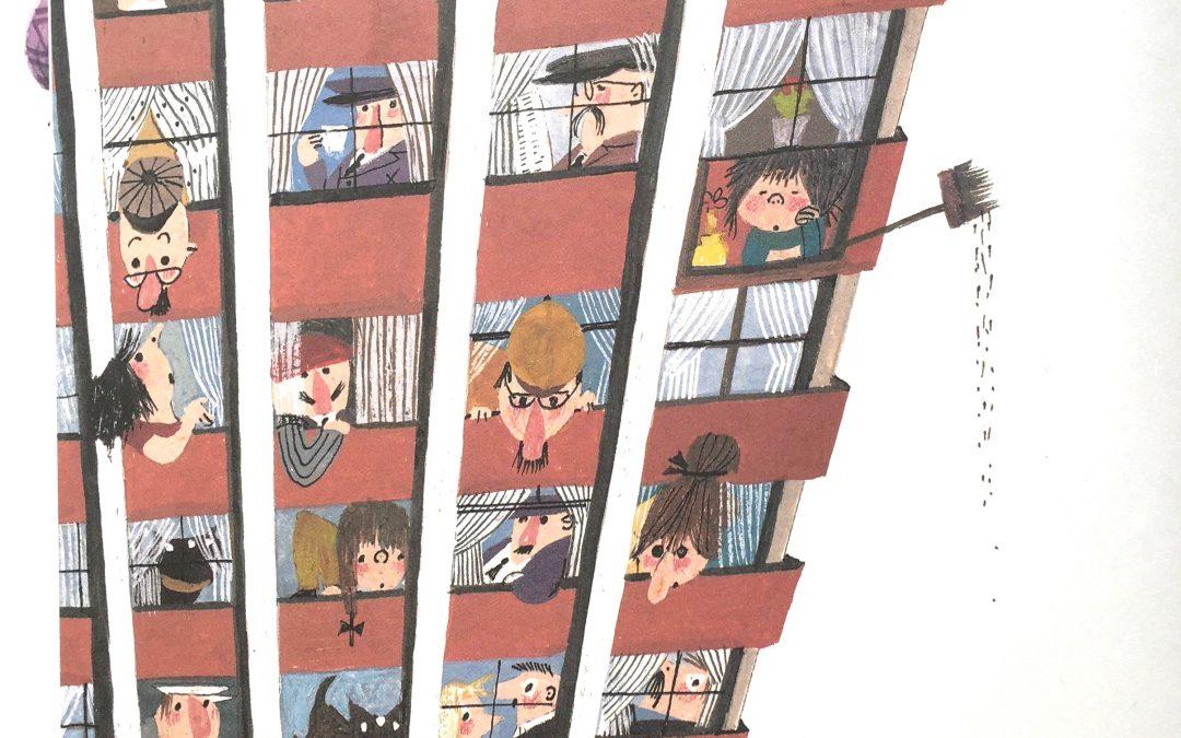 Welttag des Buches. Wir feiern das Lesen und die Zeit zu Hause.